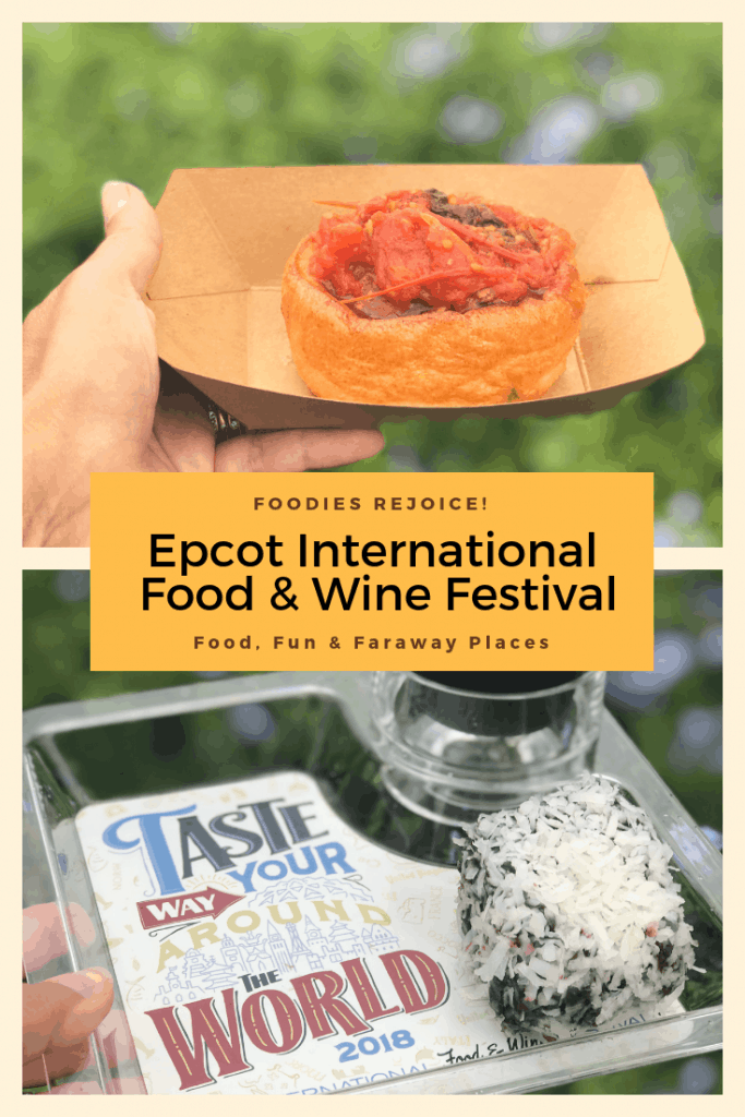 Each year in the fall, the Epcot International Food and Wine Festival is the most popular attraction at Walt Disney World for foodies