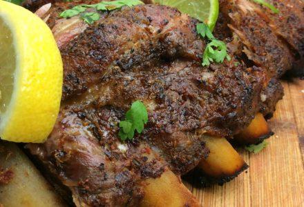 Margarita Style Pork Spare Ribs Recipe