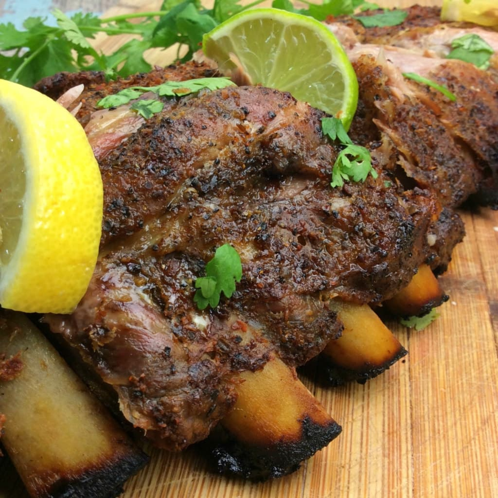 You can't go wrong with this easy pork spare ribs recipe.
