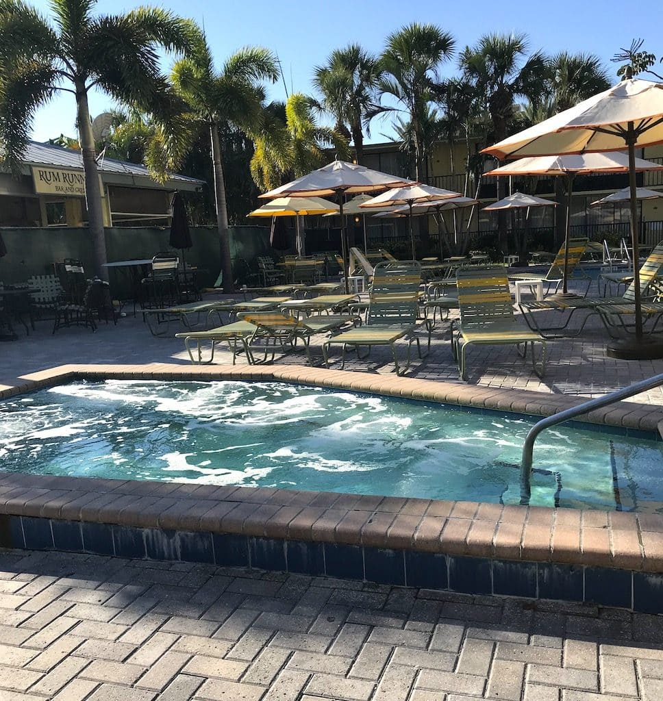 When planning an easy vacation in St. Petersburg, Florida, Sirata Beach Resort is the perfect location, and the amenities are fabulous.