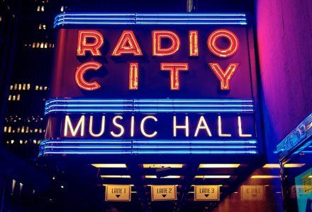 Vintage New York ~ Radio City Music Hall