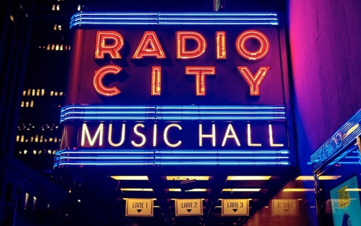 Can you imagine what it was like to experience vintage New York? The first time I visited Radio City Music Hall I was in fifth grade, living in the Washington, DC area, and on a field trip.