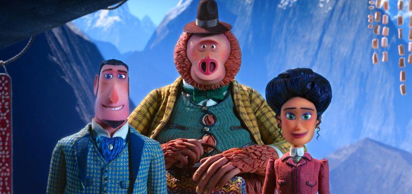 Sneak Peek Trailer: Missing Link from Laika Studios