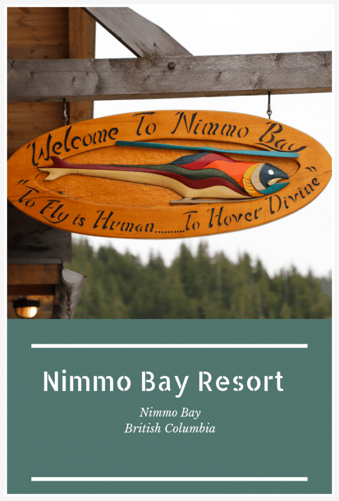 If you've ever thought about a luxury wilderness vacation, Nimmo Bay is the spot. With incredible opportunities to see whales, bears, and other wildlife, nature fans will be in heaven.