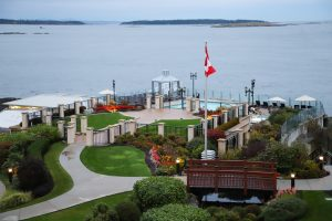Have you heard of Oak Bay in British Columbia, Canada, near downtown Victoria? This was my third trip to the Victoria area, and I had never heard of Oak Bay before this last trip. What a great find!
