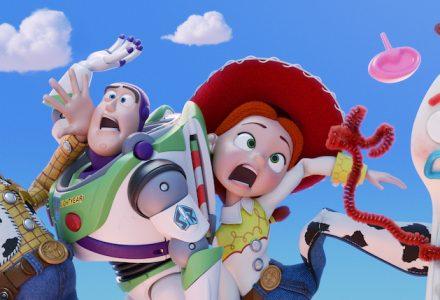 Disney•Pixar Toy Story 4 Teaser Trailer is here!