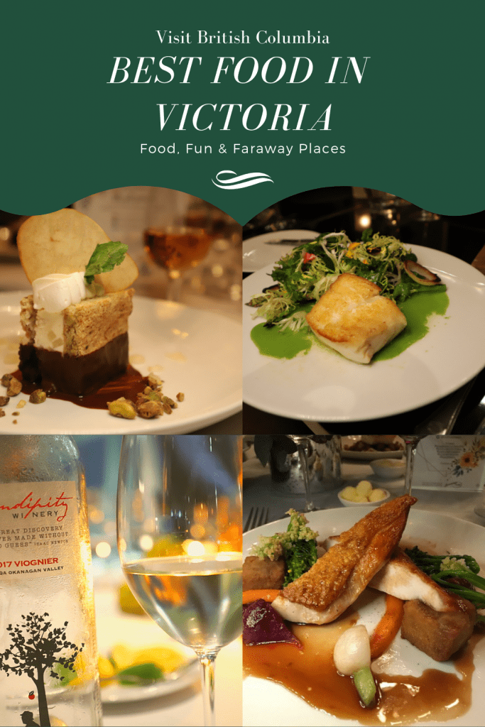 If you're looking for the most delicious food in Victoria, I have some ideas for you. Victoria has some of the best food in the entire world. #VictoriaBC #VictoriaFood #VictoriaBritishColumbia
