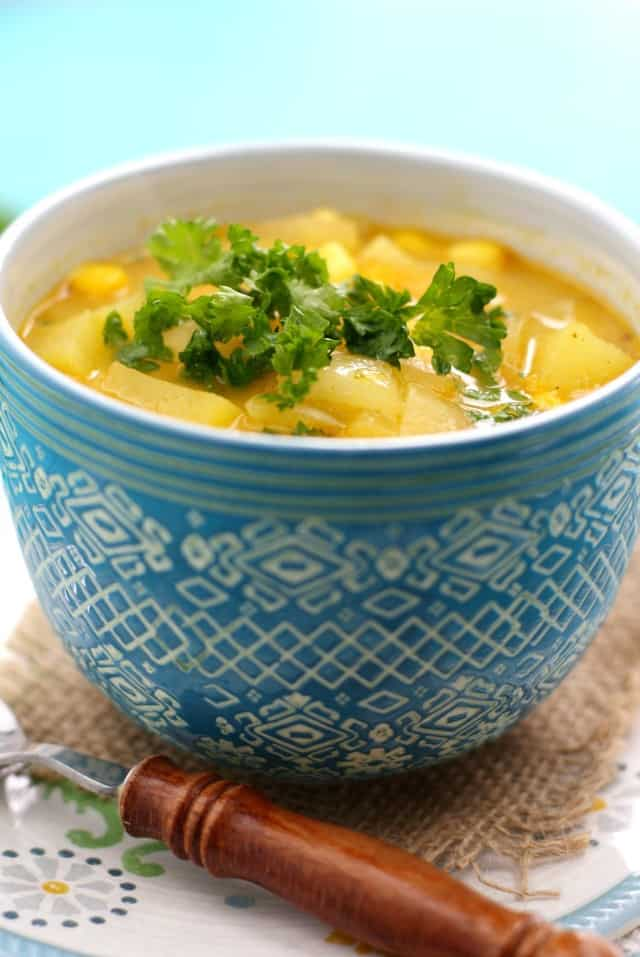 These hearty soup recipes will make your life easier and your family happy on a cold winter night. What could be more comforting than a bowl of soup?