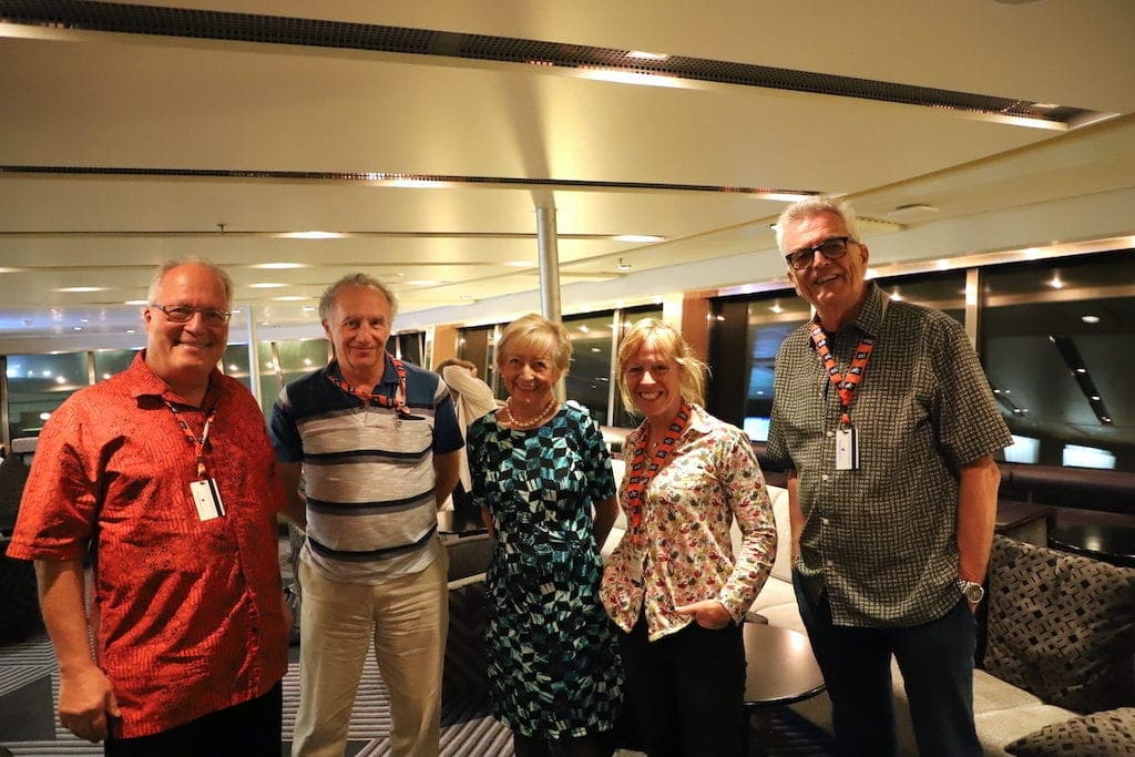 I just returned from being hosted on a 20 day Southeast Asia sailing on the Holland America Maasdam, and it was absolutely incredible.