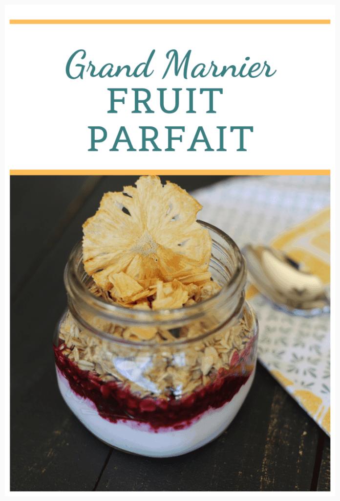 This fruit parfait recipe is going to knock your socks off! It's the absolute best parfait I have ever had. #FruitParfait #BreakfastParfait