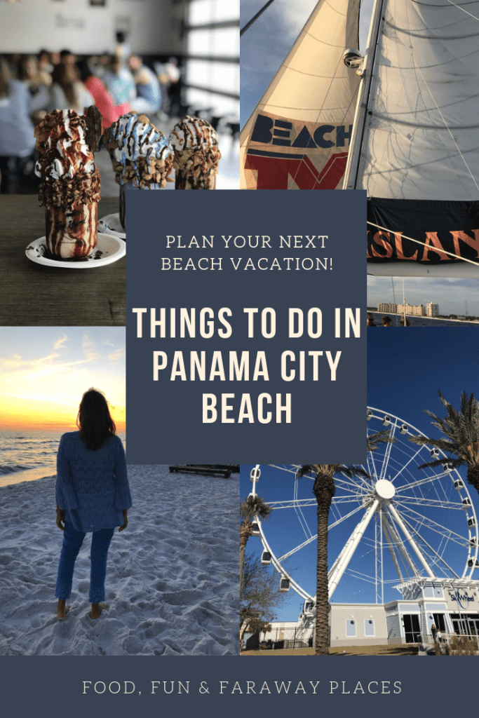 Looking for some things to do in Panama City Beach, Florida? This complete guide has all the best places to eat including Instagrammable spots!