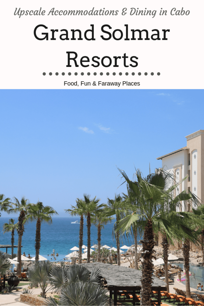 There's something for everyone at Solmar Resorts in Cabo San Lucas, with two luxury resorts and another that's more economical. Which would you choose? #SolmarResorts #CaboMexico #CaboSanLucas #GrandSolmar