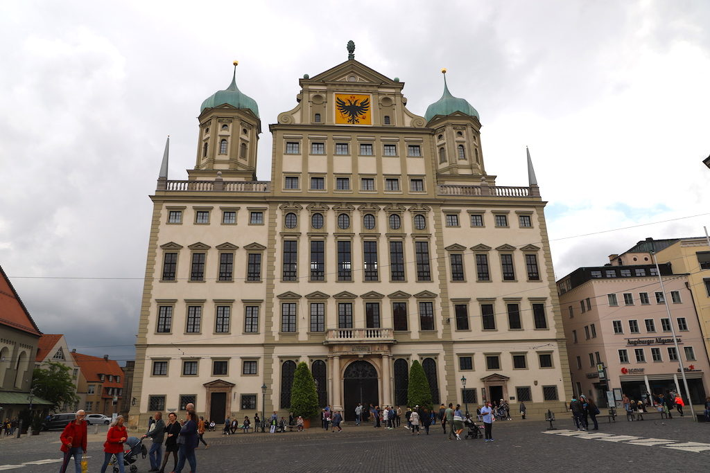 Downtown Augsburg has a lot to see. You may be traveling the Romantic Road, or perhaps you've just read about Augsburg - one of the oldest cities in Germany.