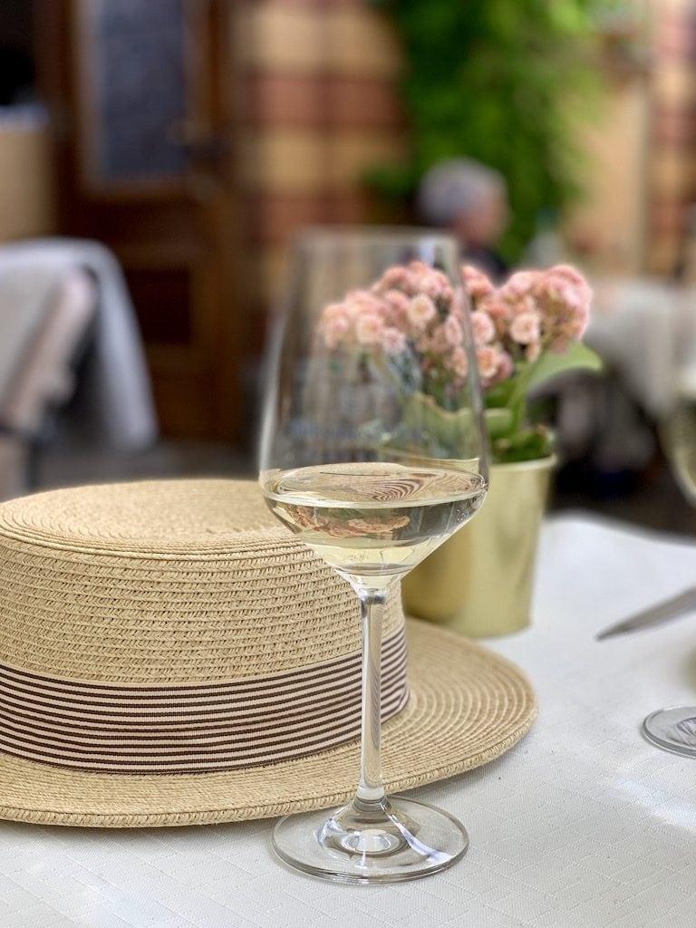 Burgerspital Wine Estate tasting