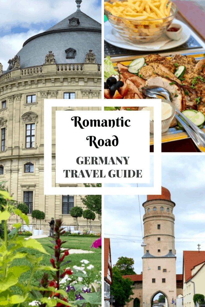 Following the Romantic Road in Germany makes for a very special trip. Add this to your bucket list of places to see in Europe!