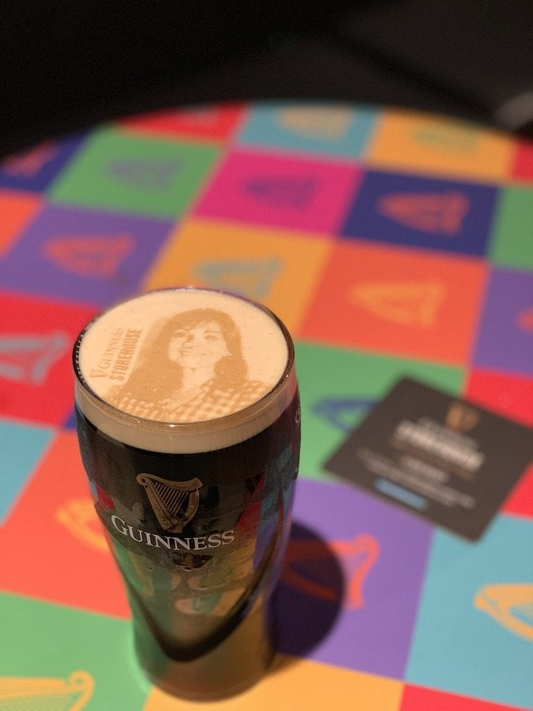 Guinness draught is best enjoyed at Guinness Storehouse, its Dublin home. Explore the history and flavor of Guinness draught at this iconic Dublin brewery.