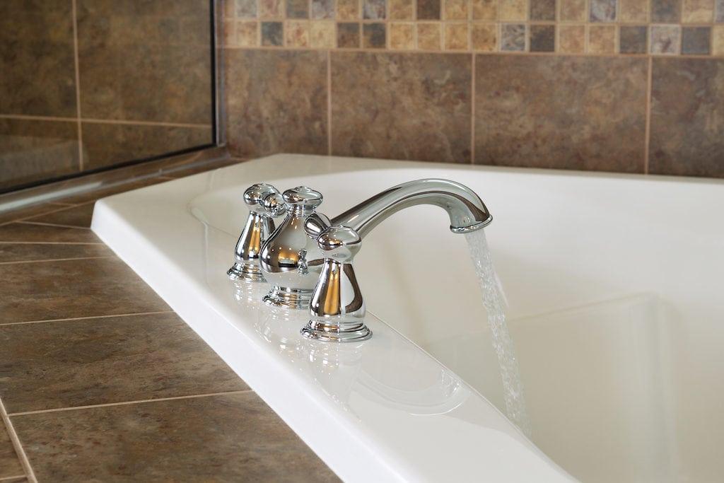 Have you ever taken a bath with lavender bath salts?