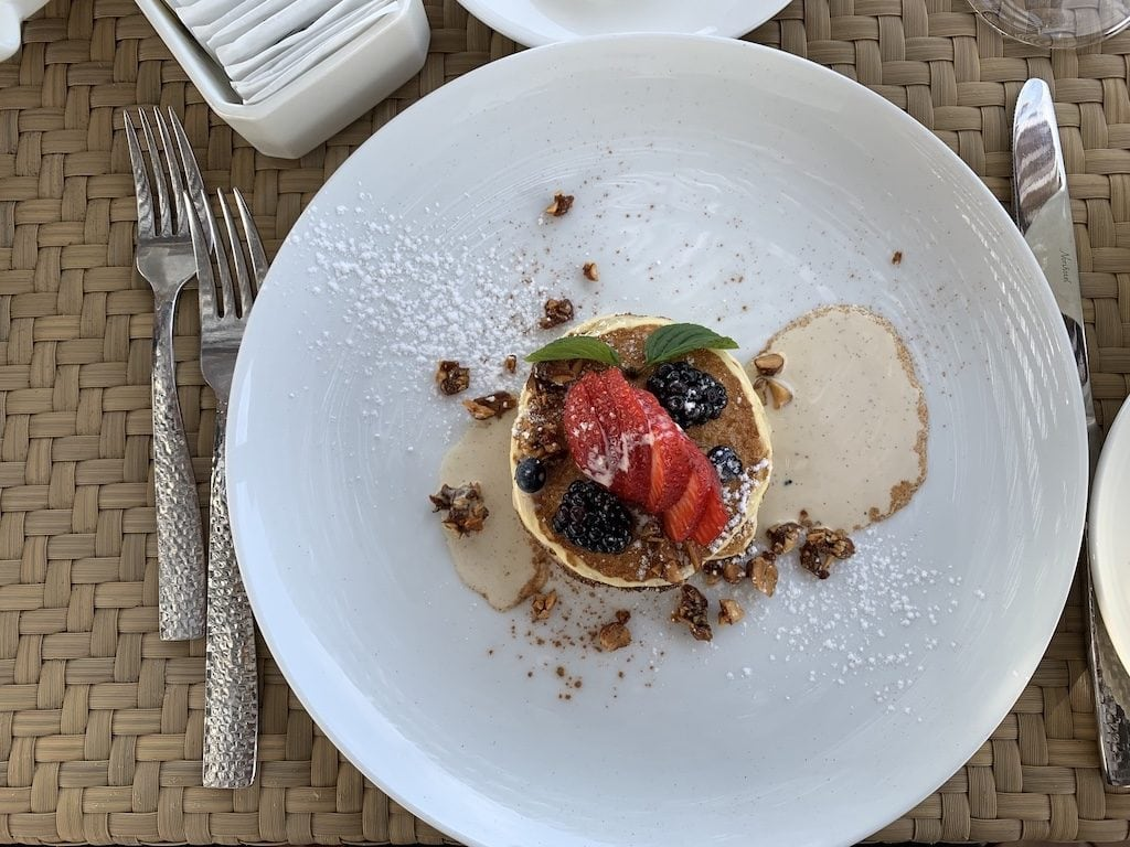 This hotcakes recipe I was given in Cabo San Lucas a few months ago is the best I've ever eaten. Now you can make them at home. Bonus - it's easy!
