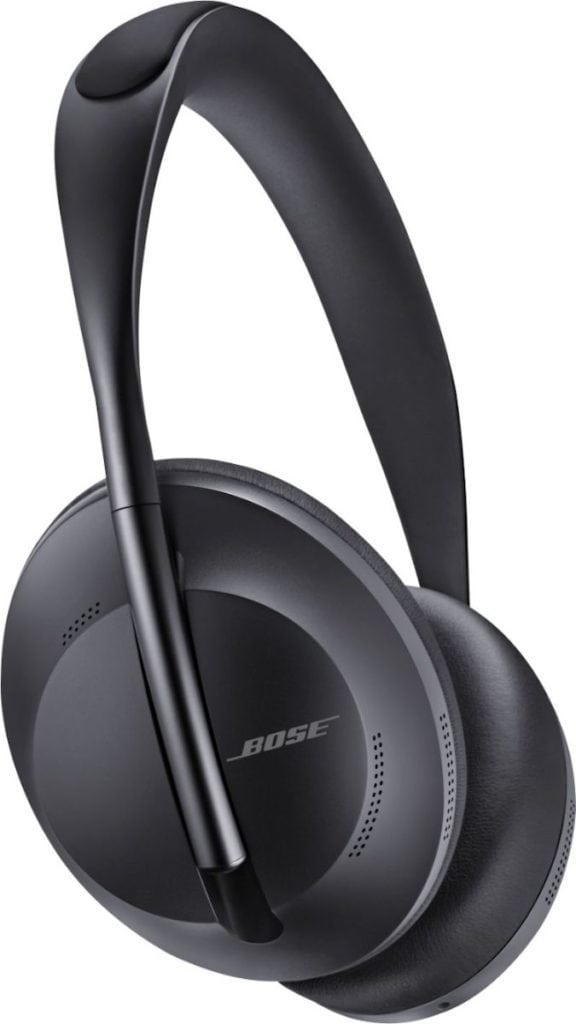 For someone who is on the road a lot, the Bose Noise Cancelling Headphones 700 are a game-changer.