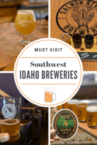 Add Idaho breweries to your list for things to do the next time you visit this gorgeous state. Who knew Idaho was so good at creating craft beer?