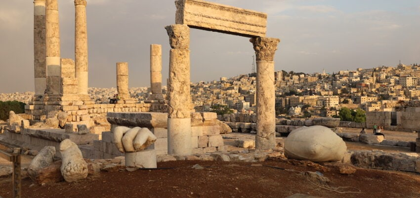 Things to Do in Amman Jordan