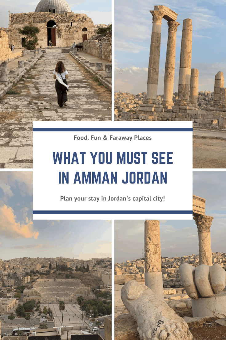 With so much to do in Amman, Jordan, this is definitely a destination to add to your bucket list!
