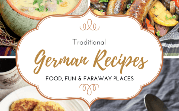 These traditional German dishes will make you feel like it's Octoberfest all year long.