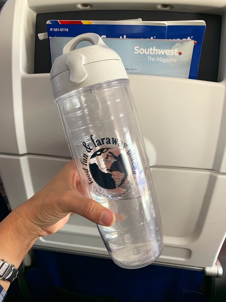 Tervis travel tumblers are perfect for on the go people. These travel tumblers are durable and help us use fewer plastics in our day to day lives.
