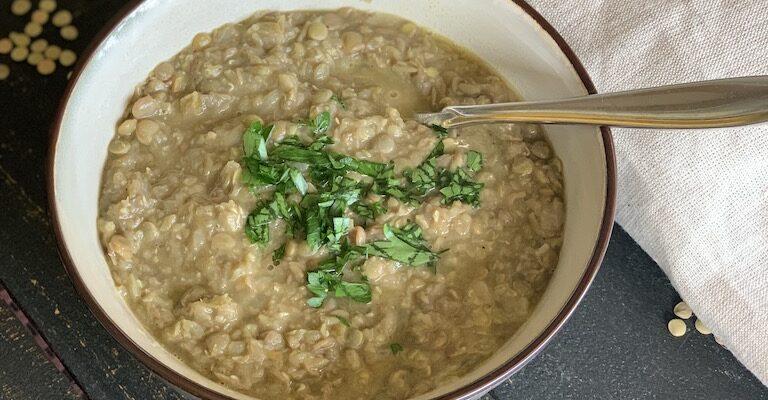 Hearty Lentil Stew