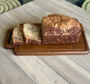 This Ultimate moist banana bread is one of my favorite recipes from my mom.
