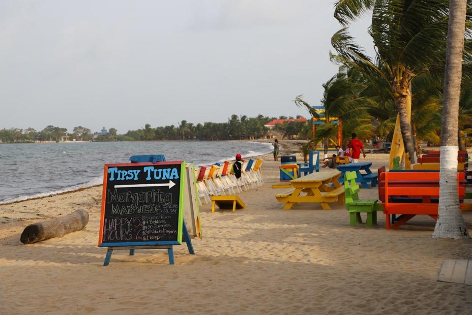 Pacencia beach