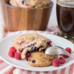 Berry scones Weight Watchers breakfast breads.