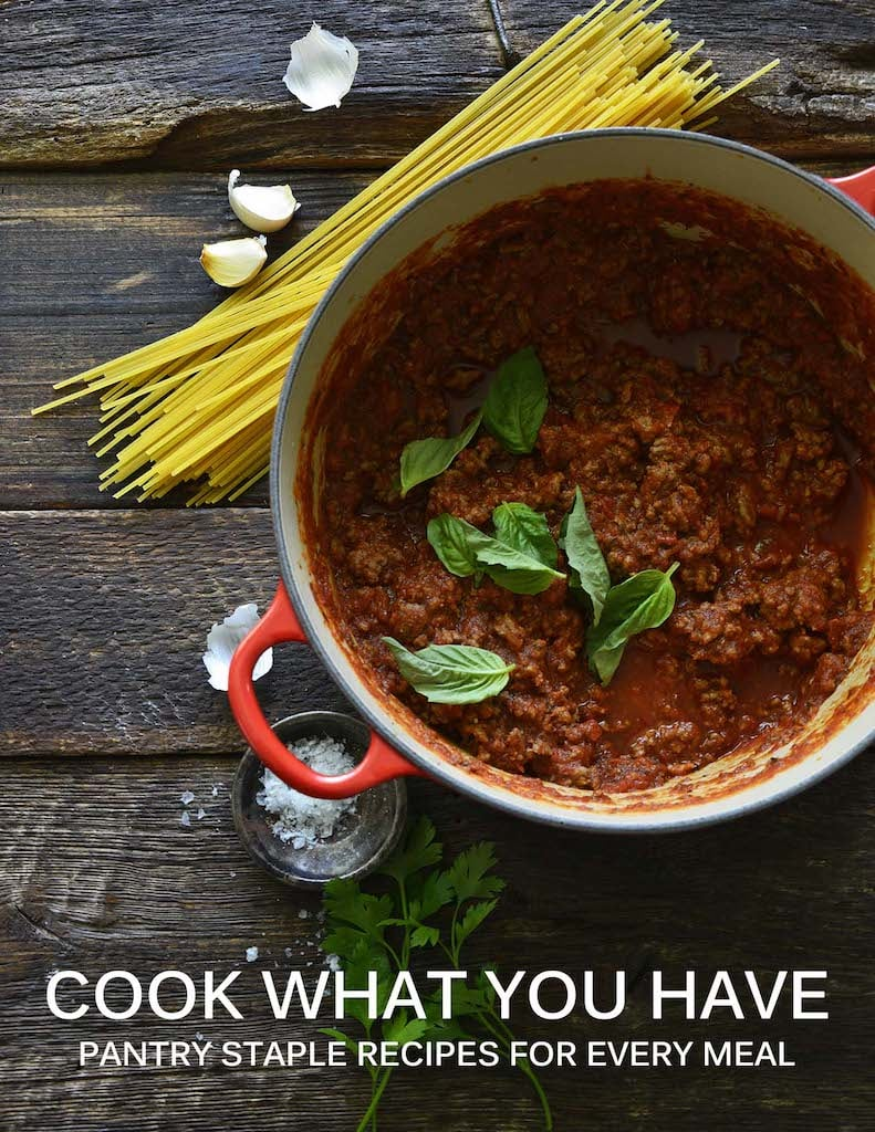 Cook What You Have ebook