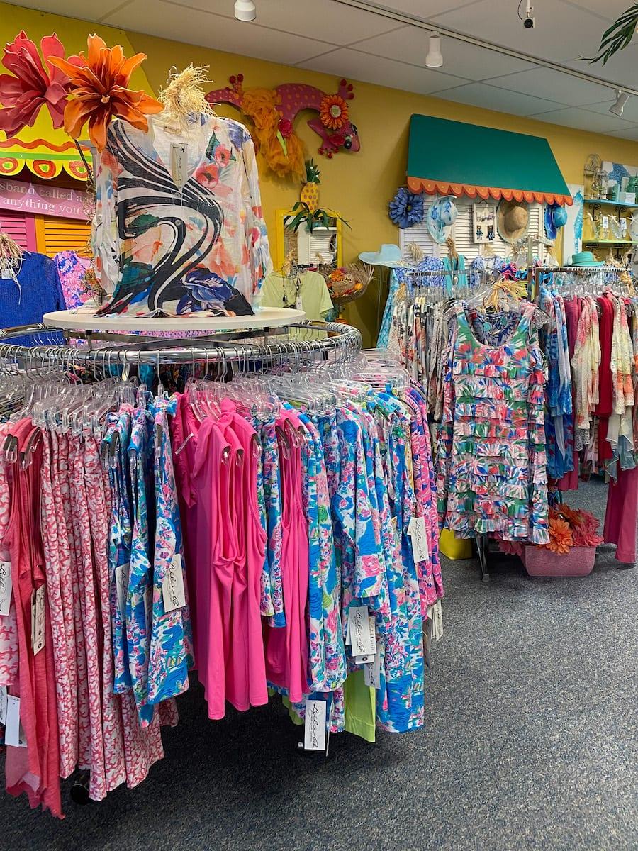 shopping Naples