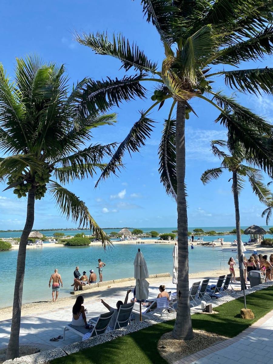 Hawk's Cay lagoon 3