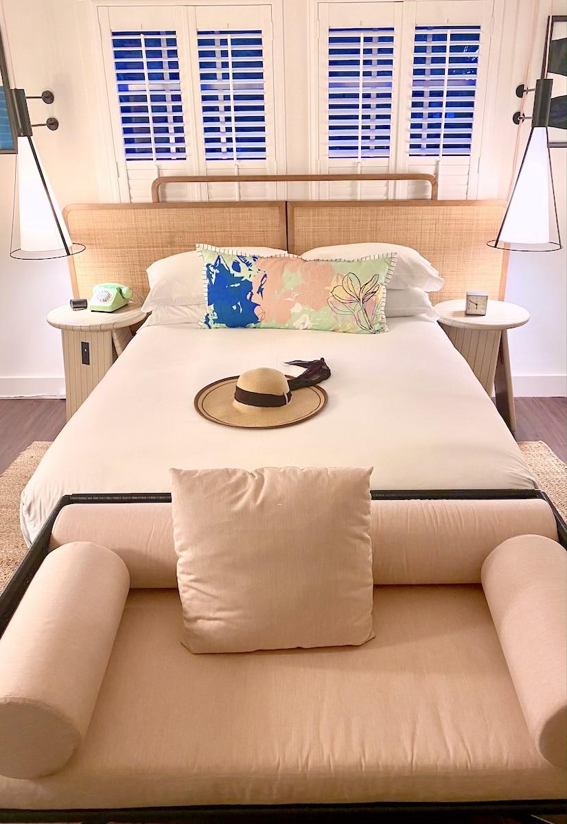 Key West Lighthouse Hotel room