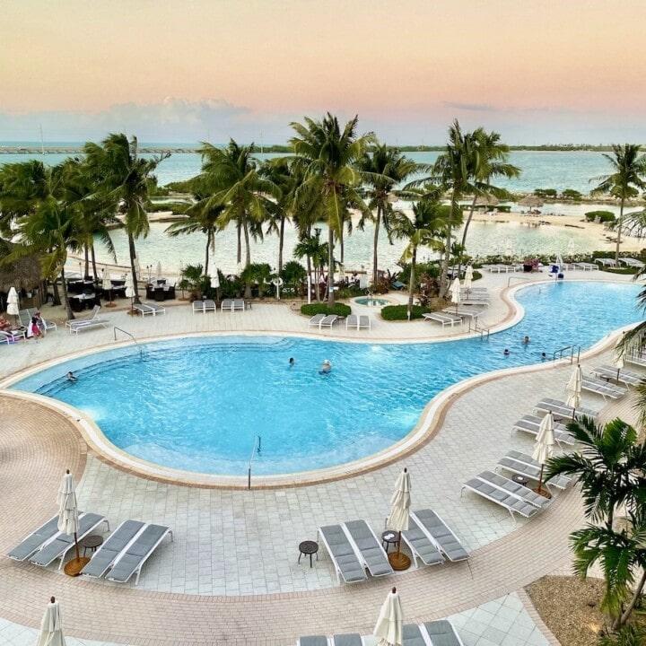 Hawk's Cay main pool