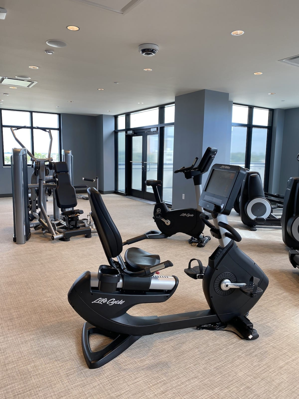 Luminary fitness center