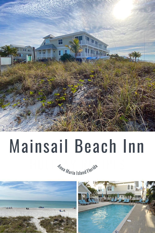 Mainsail Beach Inn Anna Maria Island Beaches