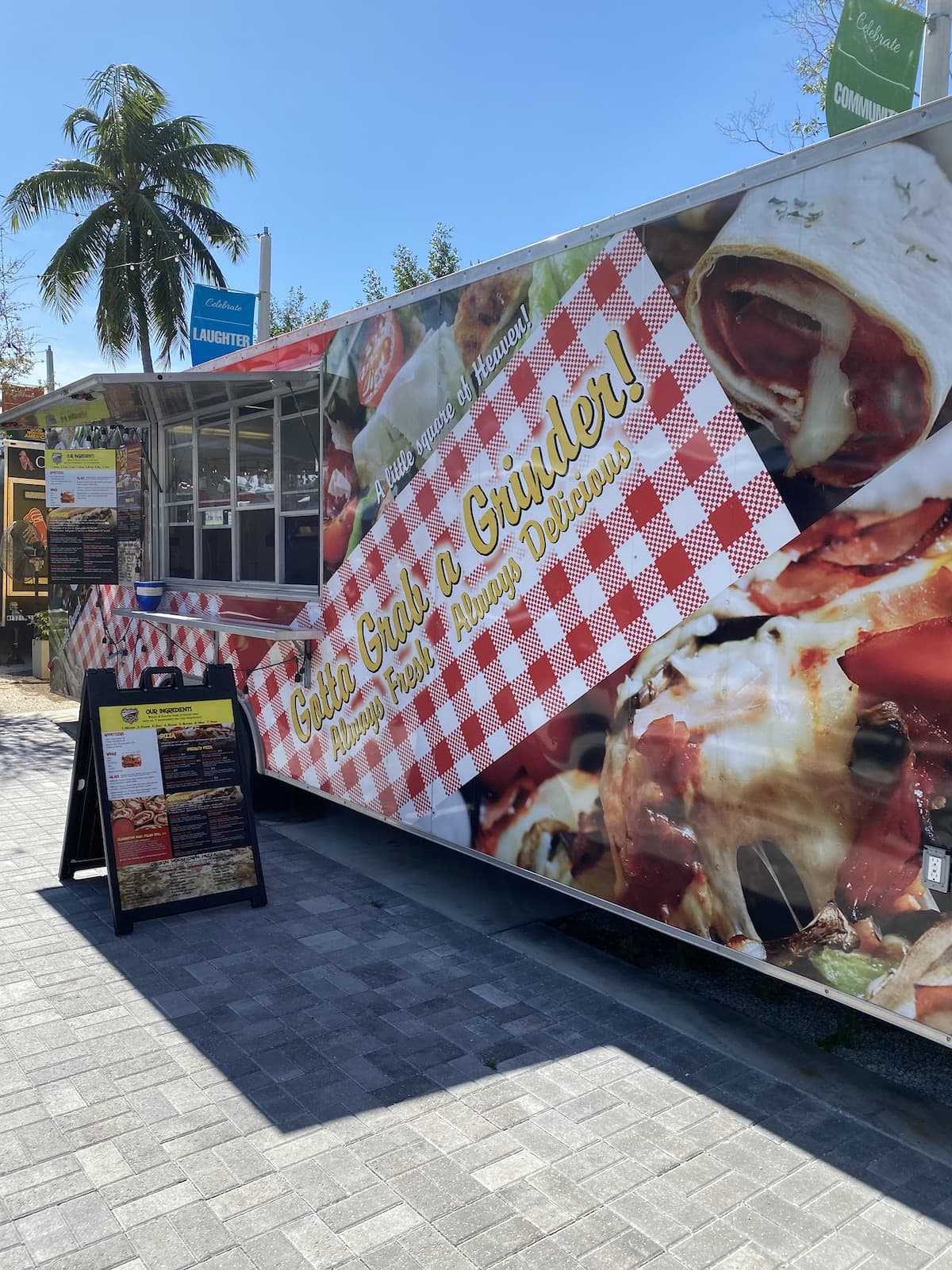 Naples food trucks is one of the top things to do in Naples.