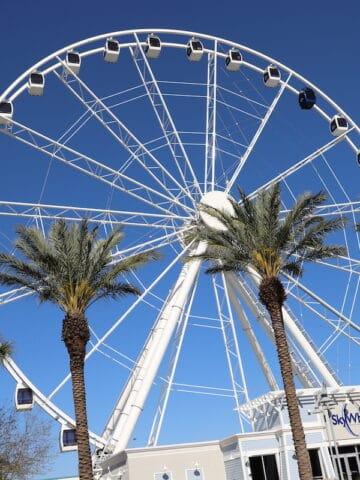 SkyWheel Ferris wheel in Panama City Beach Florida
