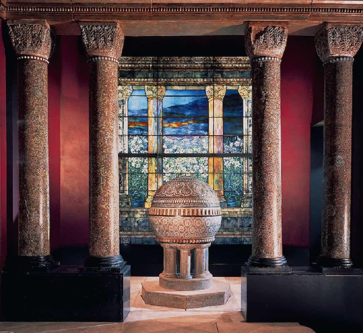 Tiffany Chapel at Morse Museum.