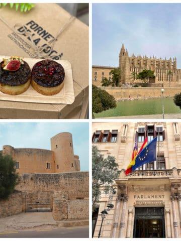 Palma de Mallorca sites to see.